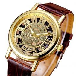 Мъжки Часовник Tип Скелетон Muge