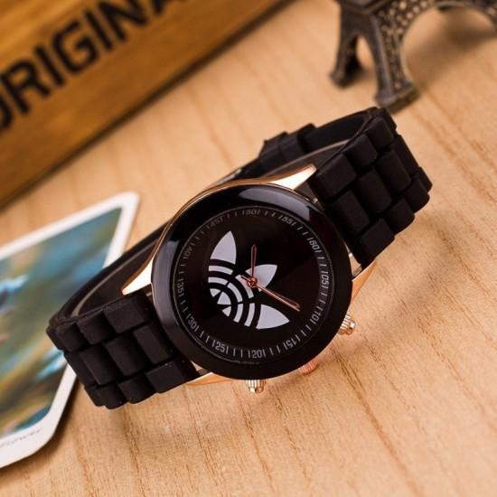 снимка на мъжки силиконов часовник