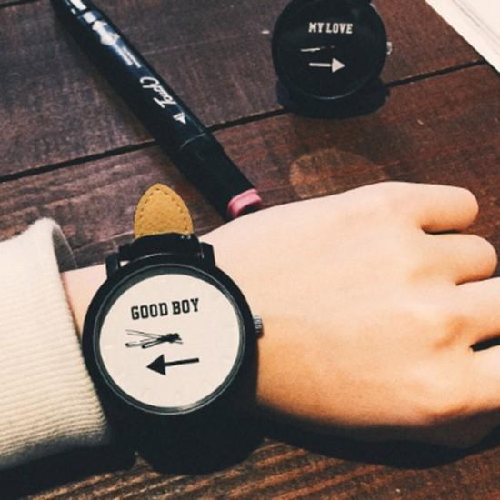 снимка на дамски елегантен ръчен часовник